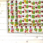 wrapping paper copy